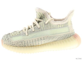 adidas YEEZY BOOST 350 V2 INFANT fw3047 citrin/citrin/citrin アディダス イージー ブースト 子供靴 【新古品】