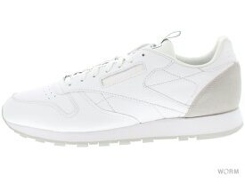 Reebok CL LEATHER IT bs6209 white/skull grey/black リーボック クラシック レザー 【新古品】