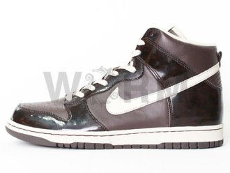 NIKE DUNK HIGH PREMIUM 312786-223 baroque brown/birch-black danku未使用的物品