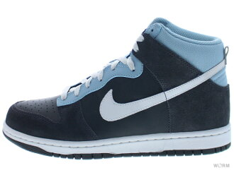 NIKE DUNK HIGH 317982-050 anthracite/pr platinum-wrn bl dankuhai未使用的物品