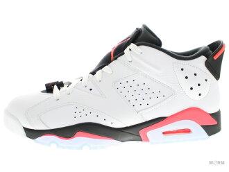 AIR JORDAN 6 RETRO LOW 304401-123 white/infrared 23-black Air Jordan unread items