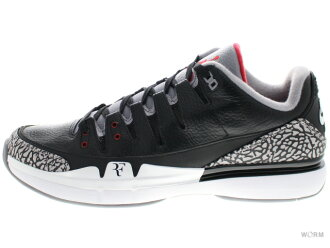 NIKE ZOOM VAPOR AJ3 709998-010 black/white-cement-grey Jordan Roger Federer unread items