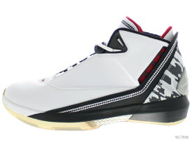 e4bbf45894ee26 中古 AIR JORDAN XX2 315299-161 white varsity red-black ジョーダン 22 未使用品 中古