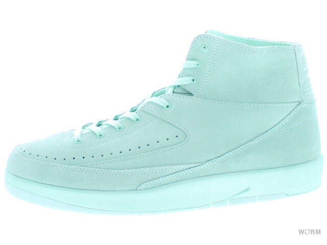 【US10】AIR JORDAN 2 RETRO DECON 897521-303 mint foam/mint foam エア ジョーダン 2 未使用品【中古】