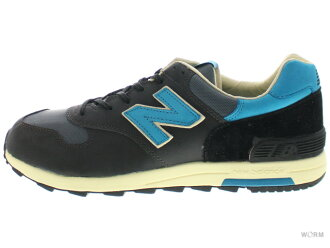 NEW BALANCE M1400 IE black/blue 뉴 밸런스미사용품