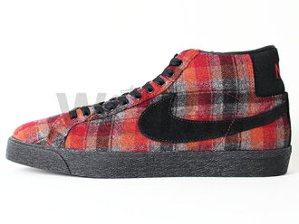 NIKE SB BLAZER SB 310801-601 team red/black Nike Dunk unread items