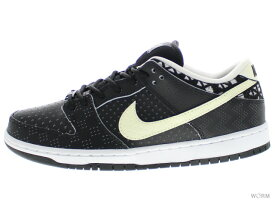 low priced 0aaed fd509 中古 NIKE SB DUNK LOW PREM BHM SB QS 745956-010 black/white-black ナイキ ダンク  未使用品【中古】