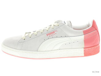 PUMA SUEDE x STAPLE 361617-01 star white-georga peach Puma Suede unread items