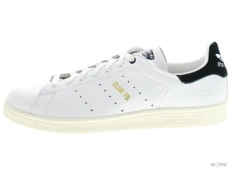 "adidas C75 STAN SMITH ""CLUB 75"" b41178 white/white/black 아디다스스탄스미스미사용품"