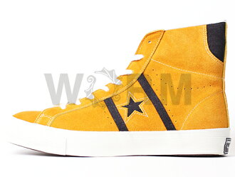 "CONVERSE JACK STAR RETRO SU HI ""MADE IN JAPAN"" gld/blk Jack star made in Japan unread items"