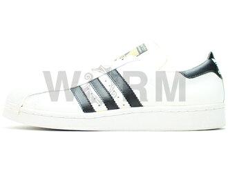 adidas SUPER STAR 034678 white/black大明星未使用的物品