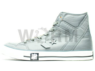 "CONVERSE POORMAN WEAPON HI""UNDEFEATED""123776 grey匡威未使用的物品"