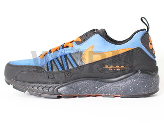 NIKE AIR MAX 90 TRAIL LOW 317212-481 varsity royal/orange blaze-blk空氣最大未使用的物品