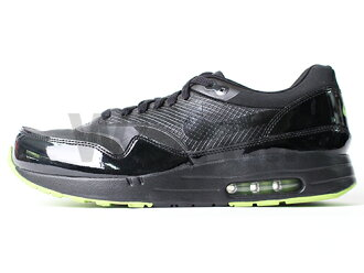 [SAMPLE]NIKE AIR MAXIM 1+366488-004 black/black-sprinter green未使用的物品