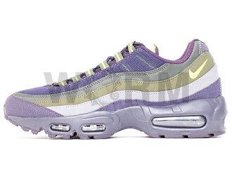 NIKE AIR MAX '95 609048-500 cave purple/hypr crmsn-rgh grn 에어 막스미사용품