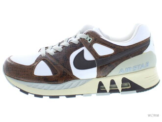 NIKE AIR STAB PREMIUM 313717-121 white/baroque brown-grante air stub unread items