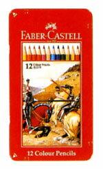 ファーバーカステル「色鉛筆 12色セット(TFC-CP/12C)」