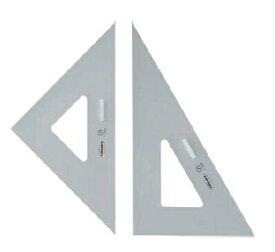 TAKEDA「三角定規(60cm・3mm厚・目盛なし)」(22-0180)