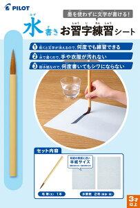 パイロット 水書き お習字練習シート MSN-100P