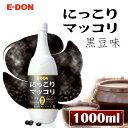 【バーゲンセール】E-DON 二東にっこりマッコリ 黒豆味 (黒ペット)1Lx1本/イドンマッコリ/韓国食品/韓国食材/韓国料理…