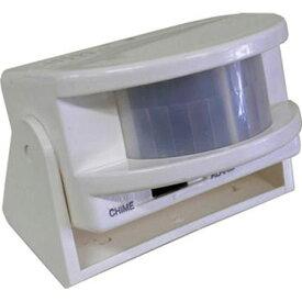 センサー付きチャイム&アラーム SEC-001S 人の動きを感知してアラームまたはチャイムを鳴動 (07-6501 人感センサーチャイム 人感アラーム sec001s ohm)