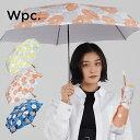 【Wpc.公式】 遮光 ガーデン mini 【傘 日傘 折りたたみ傘 晴雨兼用 レディース】