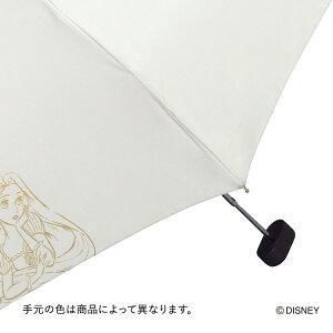 傘折りたたみ傘日傘晴雨兼用ポーチWpc.プリンセスメッセージminiディズ二ーdisneyuvカットデザインギフトおしゃれプレゼント公式ワールドパーティーファッションWpc.