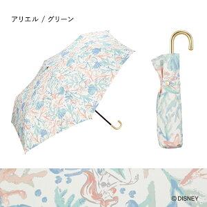 傘折りたたみ雨傘晴雨兼用Wpc.プリンセスドリーミングminiディズ二ーdisneyuvカットデザインギフトおしゃれプレゼント公式ワールドパーティーファッションWpc.