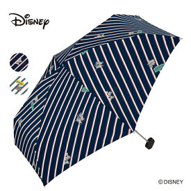 ギフト対象【Wpc.公式】雨傘 チップとデール/バイアスmini【折りたたみ傘 撥水 50cm レディース 女性 折りたたみ雨傘 通勤 通学 旅行 おしゃれ コンパクト ディズニー Disney キャラクター かわいい 可愛い 晴雨兼用 チプデ 柄物 】