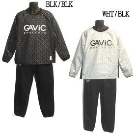 ガビック ピステ中綿 上下SET クロスステッチ SALE【GAVIC】 【フットサル】【サッカー】2018FW/送料無料/GA1034/大人サイズ/防寒