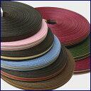 紙バンド(クラフトバンド・クラフトテープ)30m巻 3色ストライプ12本取 《注》ハマナカエコクラフトではありません