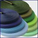 紙バンド(クラフトバンド・クラフトテープ)30m巻 ファインカラー「ブルー系&グリーン系」 《注》ハマナカエコクラフトではありません