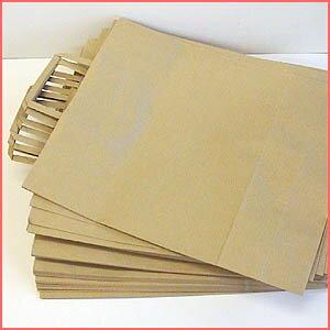 クラフトバッグ(平紙紐):5枚束パック