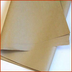 クラフト紙(厚口)50枚