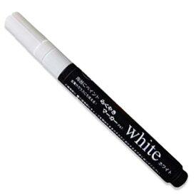 らくやきマーカー ホワイト エポックケミカル NRM-350