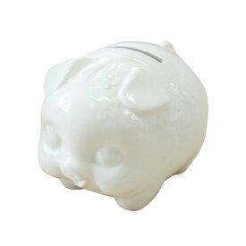 らくやきマーカー 絵付け用陶磁器 無地ブタ貯金箱(小) エポックケミカル RMB-620