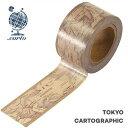 マスキングテープ マステ 東京カートグラフィックレトロ(24mmx10m)