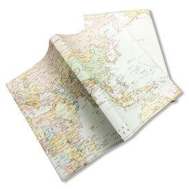 ブックカバー 東京カートグラフィック 文庫本サイズ シック 2枚入り