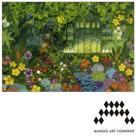 ポストカード MANGO ART COMPANY Natsuki Wakita 母なる大地