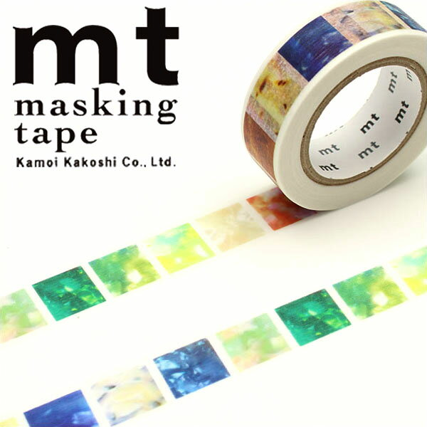 マスキングテープ マステ mt カモ井加工紙 mt ex acrylic(15mm×10m) MTEX1P120