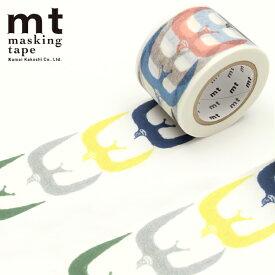マスキングテープ mt カモ井加工紙mt x ミナ ペルホネンgo!(35mm×10m)MTMINA35