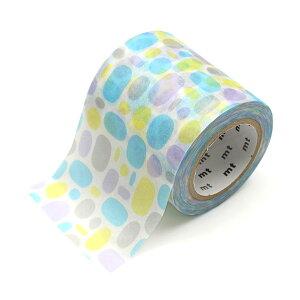 マスキングテープ 幅広 mt カモ井加工紙mt CASA テーププール・ブルー(50mmx10m)MTCA5120