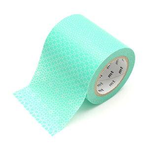 マスキングテープ  幅広 mt カモ井加工紙mt CASA テープ ラインパターングリーン(50mmx10m)MTCA5122