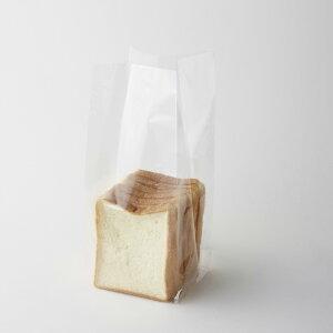 パン袋ビニール袋HEIKO/シモジマPPパン袋(食パン袋)1斤用LEタイプ(薄手・100枚入り)