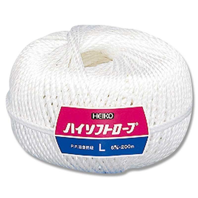 HEIKO/シモジマ紐 ハイソフトロープ L