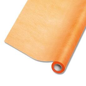 フラワーラップ HEIKO シモジマ86 オレンジ 幅65cm×20m巻