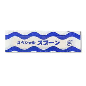 木製アイススプーン7.6cm 小袋入 120本入