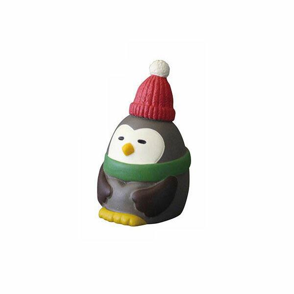 クリスマス ディスプレイDECOLE デコレconcombre コンコンブル寒がりふくろう ZXS-74024