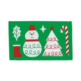 【クリスマス最終セール】ディスプレイDECOLE デコレconcombre コンコンブル雪だるまラグ ツリーキャンディ ZXS-74026