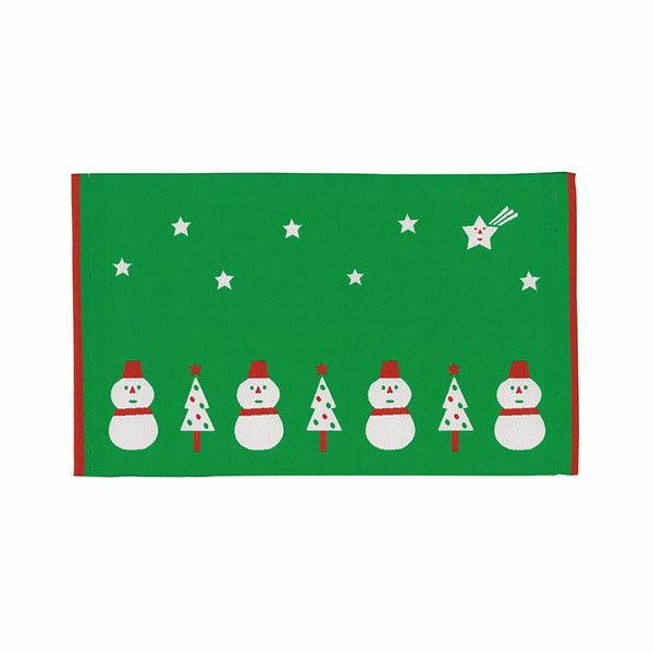 クリスマス先行SALE ディスプレイDECOLE デコレconcombre コンコンブル雪だるまラグ スター ZXS-74027
